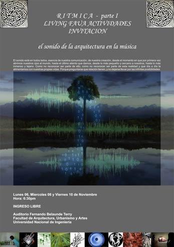 CONCIERTO: EL SONIDO DE LA ARQUITECTURA EN LA MUSICA